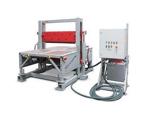 Kupić Łuparka 1000 - Łuparka przeznaczona jest do rozłupywania wyrobów betonowych.
