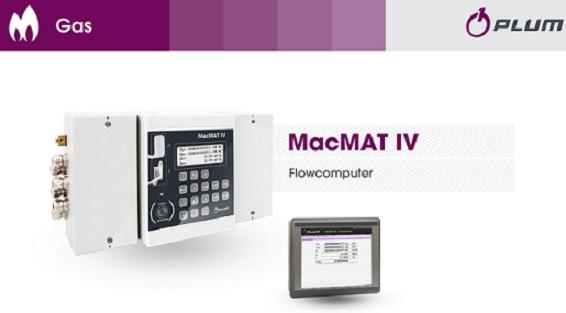 Kupić Przelicznik obiętosci do systemów pomiaru gazu - MacMAT IV