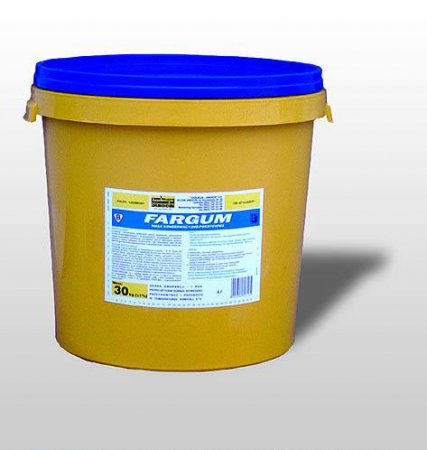 Kupić Kolorowa masa konserwacyjno- pokryciowa FARGUM