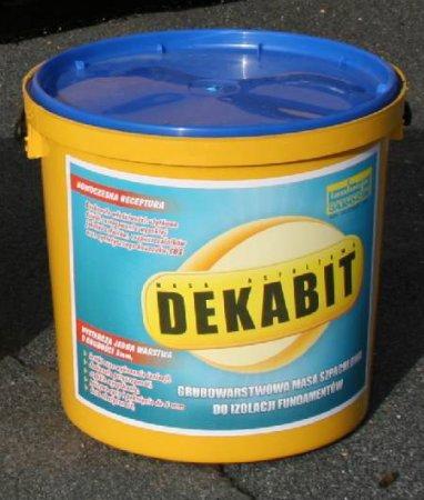 Kupić DEKABIT grubowarstwowa szpachla dekarska do izolacji i naprawy dachów