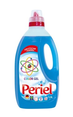 Periel Gel Premium 1,5L (20 prań) Color do prania tkanin