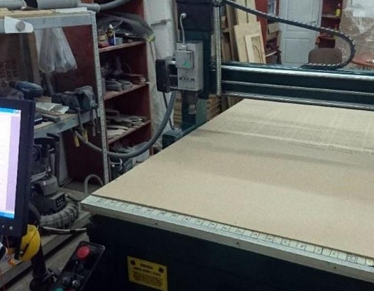 Kupić Frezarka CNC marki KIMLA ze stołem podciśnieniowym