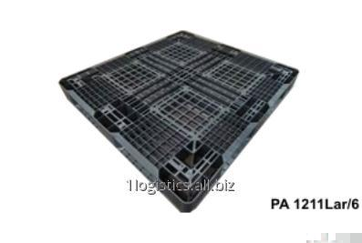 Kupić Palety plastikowe duże wymiary 1200x1100, 1150x980, 1200x900, 1250x1000/Крупногабаритные поддоны