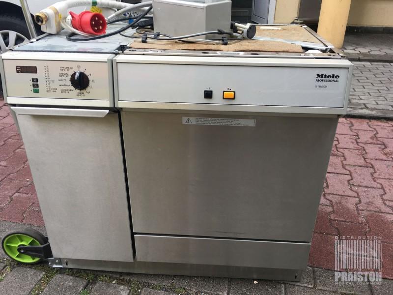 Купить Стиральная машина - дезинфектор MIELE G 7882 CD