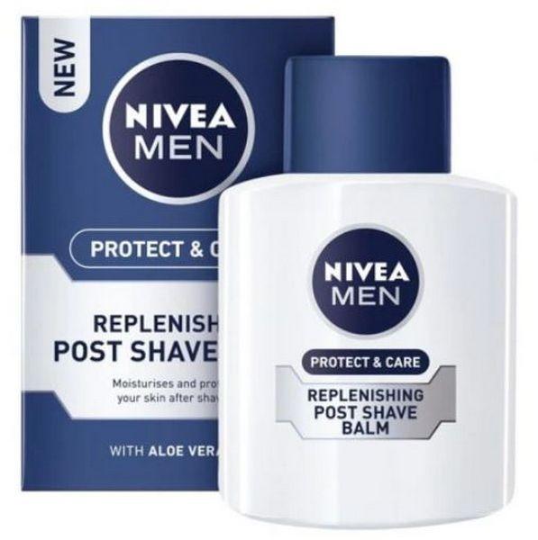 Купить Nivea Men Protect & Care Восстанавливающий бальзам после бритья 100 мл
