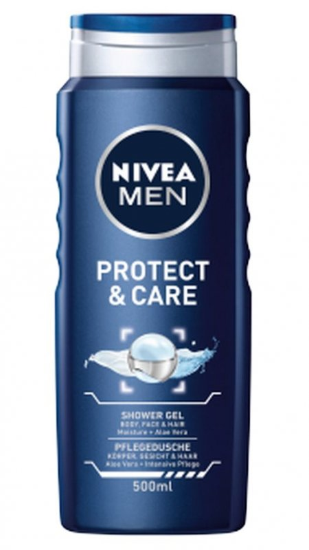 Buy Nivea Men Shower Gel 500ml