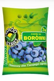 Kupić Nawóz na Borówki OGRÓD START