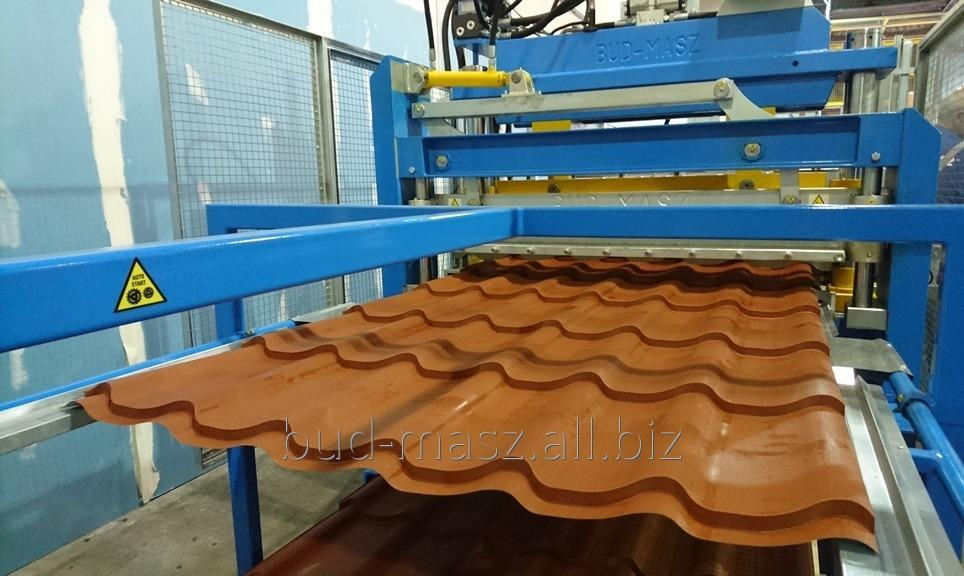 Buy LINE TO ROOFING SHEET PROFILE D23