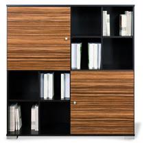 Kupić Komoda 2-drzwiowa z półkami ALFA 15