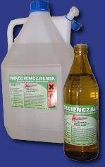 Kupić Rozcieńczalnik do wyrobów poliwinylowych i chlorokauczukowych