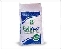 Kupić PoliAzot Wiosenny nawóz kompleksowy NPK(S) 25-6-6-(15)