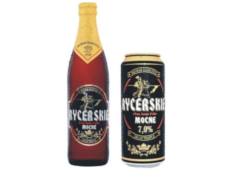 Kupić Piwo Rycerskie Mocne