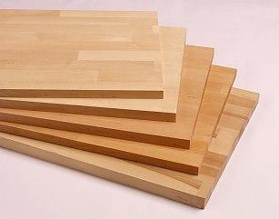 Płyty drewniane klejone z listew