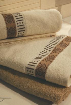 Kupić Ręczniki Kolorowotkane - Szarotka 2