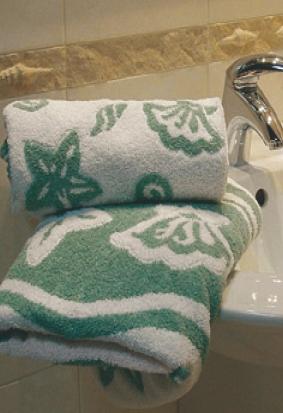 Kupić Ręczniki Kolorowotkane - Muszelka
