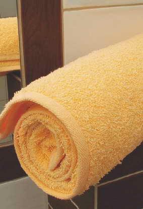 Kupić Ręczniki Jednobarwne - Akacja