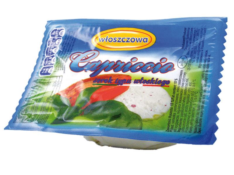 Kupić Serek Capriccio typu włoskiego