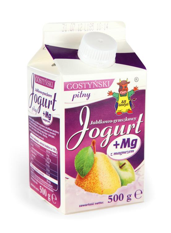 Kupić Jogurty pitne