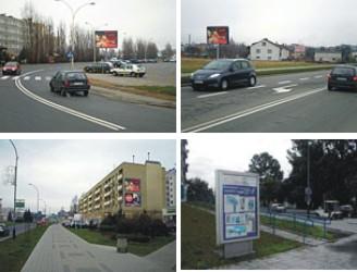 Kupić Bilbordy Rzeszów, bilboardy Podkarpackie, Billboardy- wynajem, plakatowanie, gabloty do wynajęcia