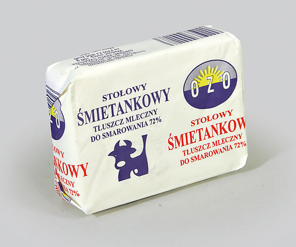 Kupić Stołowy śmietankowy tłuszcz mleczny do smarowania 72%