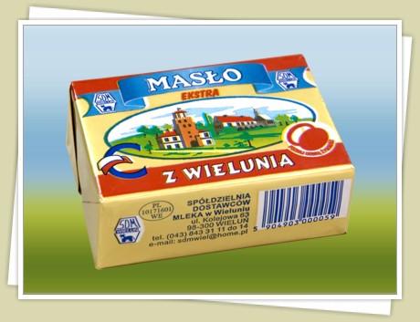 Kupić Masło Extra z Wielunia