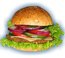 Kupić Hamburger wieprzowy z mięsa klasy I z tartą bułką