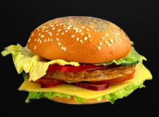 Kupić Hamburgery, hamburger wieprzowy 100 Detal