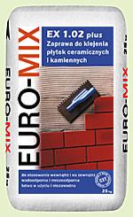 Kupić EX 1.02 Zaprawa do klejenia płytek ceramicznych