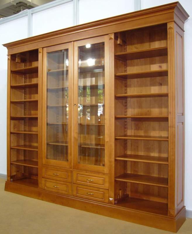Armários com vidro para livros Foto,  Armários com vidro para livros