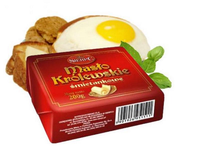 Kupić Masło królewskie