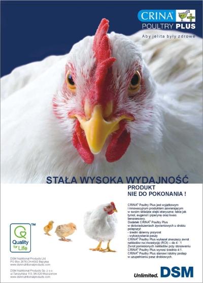 Kupić Crina ® Poultry Plus