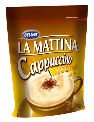 Kupić Cappucino waniliowe