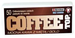 Kupić Pastylki do ssania Coffee Top kawowo-miętowe