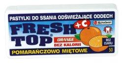 Kupić Pastylki do ssania Fresh Top pomarańczowo-miętowe