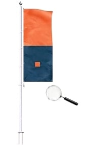 Kupić Maszt Kompozytowy - Super, fiberglass flagpole