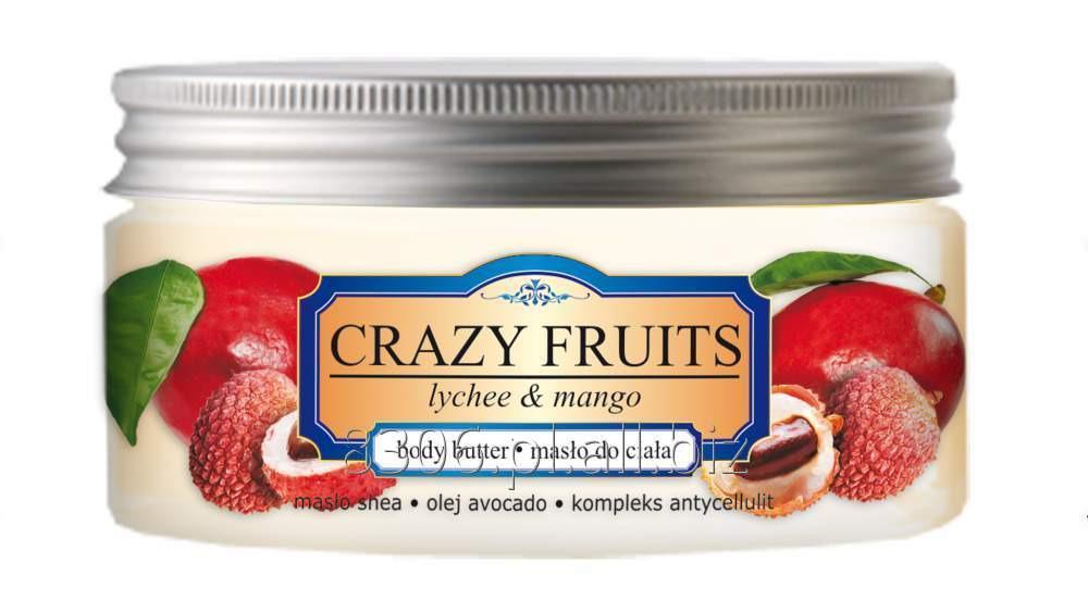 Kupić Masło do ciała Crazy Fruits