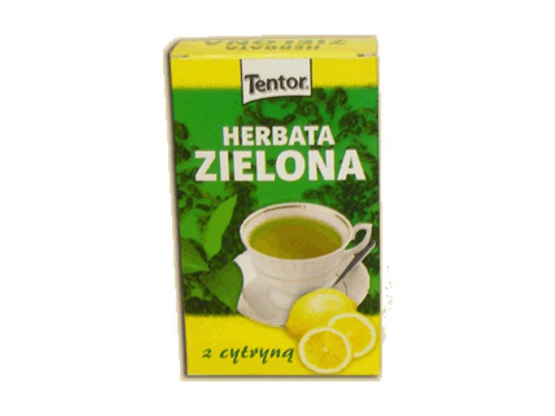 Kupić Herbata zielona z cytryną, waga 80g