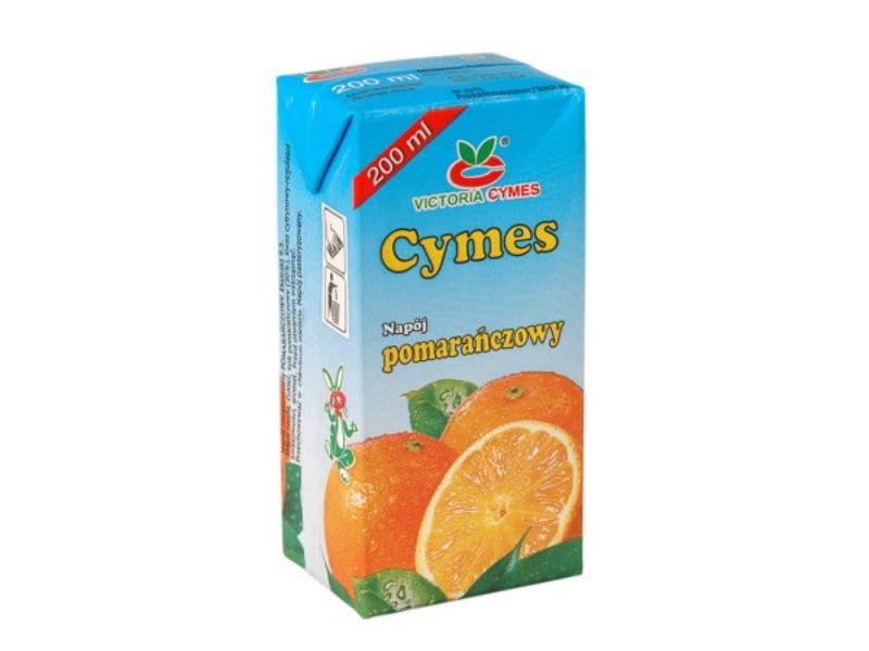 Kupić Napóje owocowy pomarańczowy 200 ML