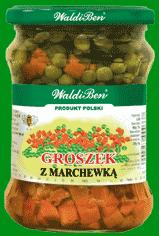 Kupić Groszek z marchewką