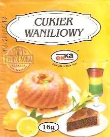 Kupić Cukier wanilinowy