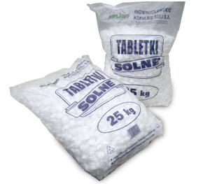 Kupić Tabletki solne