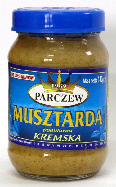 Kupić Musztarda kremska 180g