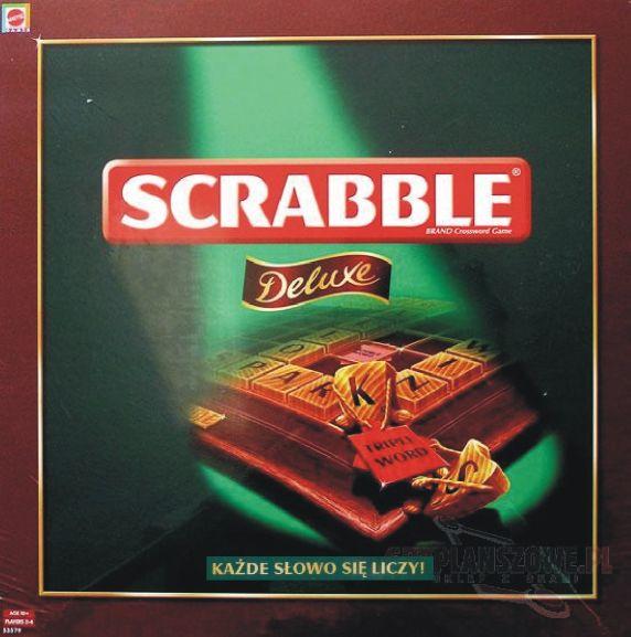 Kupić Scrabble Deluxe