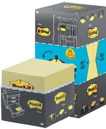 Kupić Bloczki Post-it, żółte