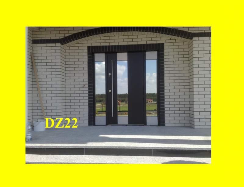 Kupić Drzwi zewnętrzne dębowe DZ 22