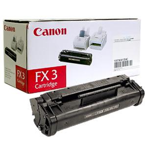 Kupić Toner Canon czarny fx-3