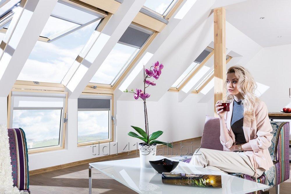 Kupić Okna dachowe uchylno-obrotowe FPP-V preSelect