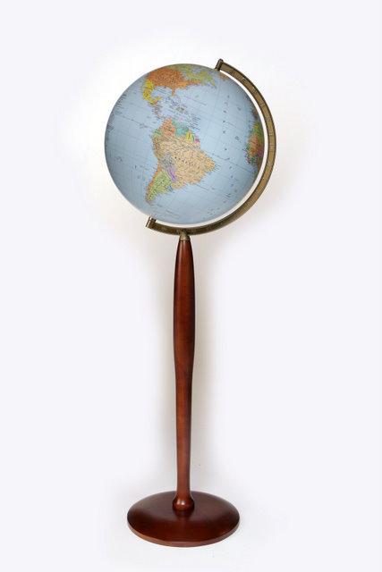 Kupić Globus 420 polityczny podświetlany stylowy