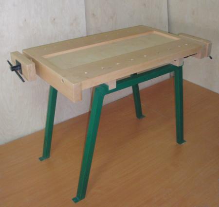 Kupić Stół ślusarsko-storarski szkolny 2-stanowiskowy