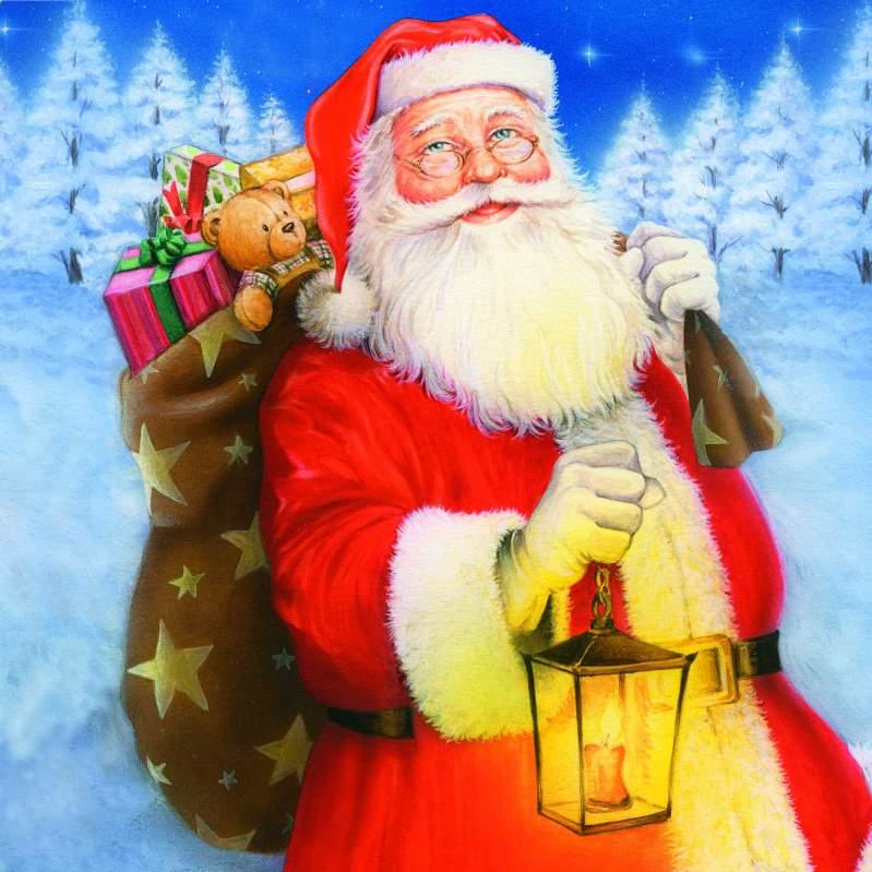 Kupić Serwetki Boże Narodzenie 2013 33x33cm